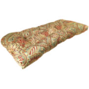 Waverly® Swept Away Double Seat Outdoor Cushion