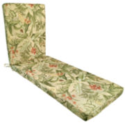 Waverly® Wailea Coast Chaise Lounge Outdoor Cushion