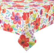 JCPenney Home™ Bella Indoor/Outdoor Water-Repellent Tablecloth