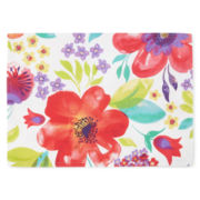 JCPenney Home™ Bella Indoor/Outdoor Set of 4 Water-Repellent Placemats