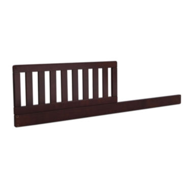 jcpenney.com | Simmons Kids® Toddler Bed Guard Rail Kit - Dark Chocolate