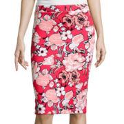 Liz Claiborne® Floral Print Skirt