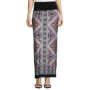 Alyx® Paisley Print Maxi Skirt