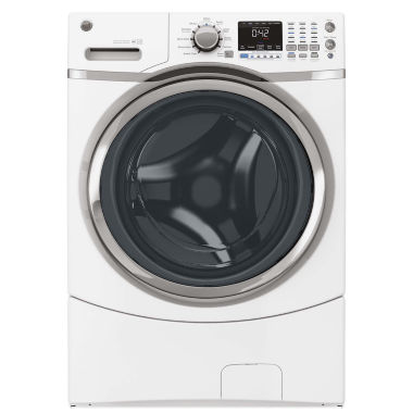 jcpenney.com | GE® ENERGY STAR®  4.3 DOE Cu. ft. High Efficiency Capacity Front-Load Washer