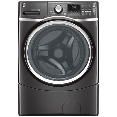 jcpenney.com | GE® ENERGY STAR®  4.3 DOE Cu. ft. High Efficiency Front-Load Washer