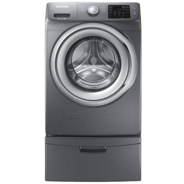 jcpenney.com | Samsung 4.2 cu. ft. High-Efficiency Front-Load Washer