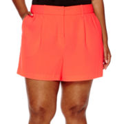 BELLE + SKY™ City Shorts - Plus