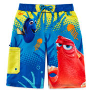 Disney Collection Dory Swim Trunks - Boys 2-10