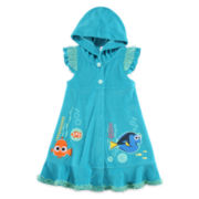 Disney Collection Dory Swim Cover Up - Girls 2-10