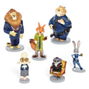Disney Collection Zootopia 6-pc. Figure Set