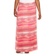 a.n.a® Wide-Waistband Maxi Skirt