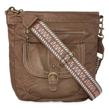 jcpenney.com | Arizona Front Pocket Crossbody Bag