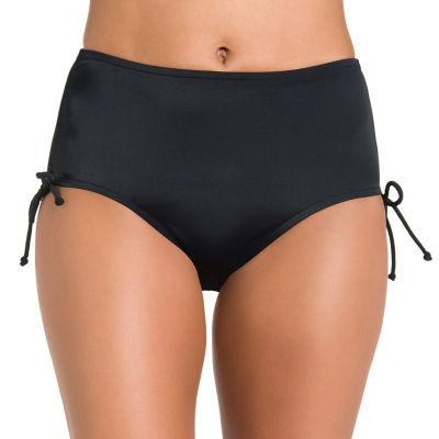 St. John's Bay Solid Brief Swimsuit Bottom