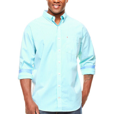 jcpenney.com | IZOD Button-Front Shirt-Big & Tall