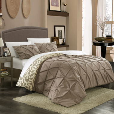 jcpenney.com | Chic Home Talia 3-pc. Duvet Cover Set