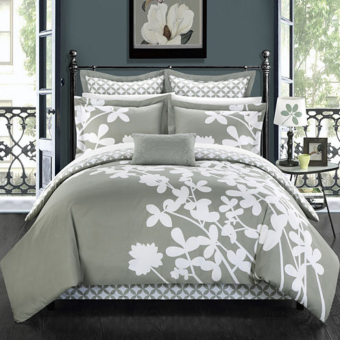 Chic Home Iris 7-pc. Comforter Set