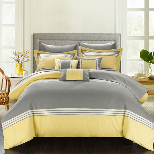 Chic Home Falcon Comforter Set Jcpenney