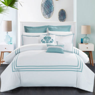 jcpenney.com | Chic Home Cosmo 8-pc. Comforter Set
