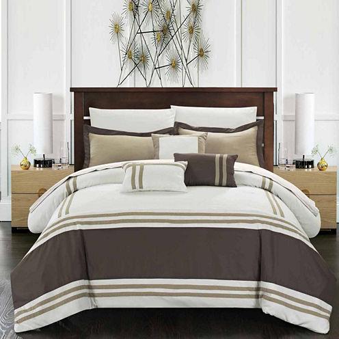 Chic Home Zarah 10-pc. Comforter Set