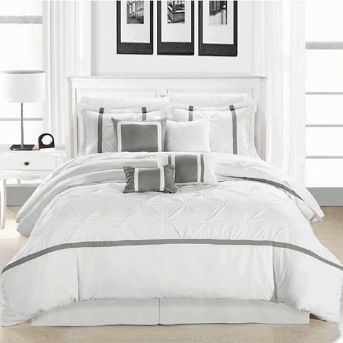 Chic Home Vermont 12-pc. Comforter Set