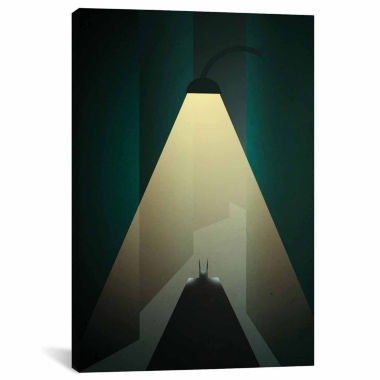 jcpenney.com | Icanvas Alone In The Dark Canvas Art