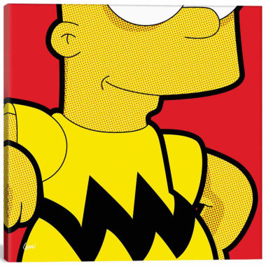 jcpenney.com | Icanvas Bart Brown Canvas Art