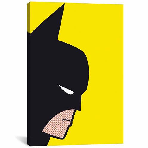 Icanvas Bat Canvas Art