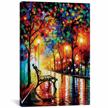 jcpenney.com | Icanvas The Loneliness Of Autumn Canvas Art