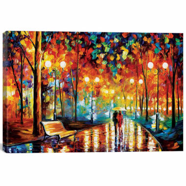 jcpenney.com | Icanvas Rain'S Rustle Ii Canvas Art
