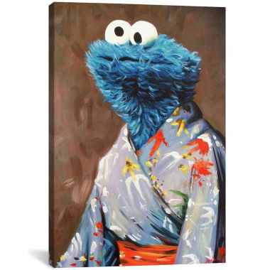 jcpenney.com | Icanvas Kimono Monster Canvas Art