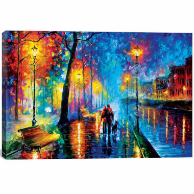 jcpenney.com | Icanvas Melody Of The Night Canvas Art