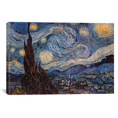 jcpenney.com | Icanvas The Starry Night Canvas Art