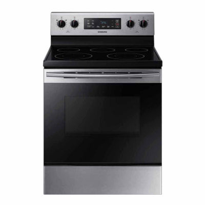 Samsung 59 cu ft Freestanding Electric Range JCPenney