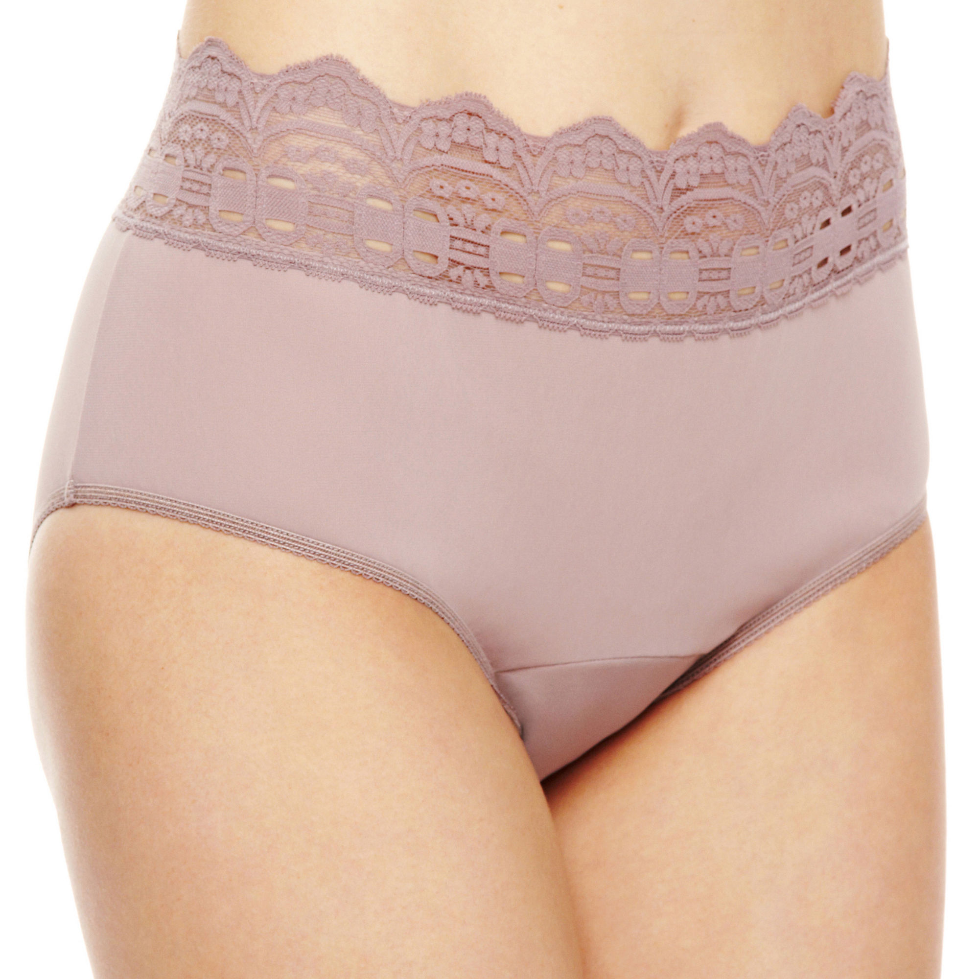 81b9f4dd4e63 ... UPC 029442008474 product image for Olga Secret Hug Half Pant Hipster  Panties - 913 | upcitemdb ...