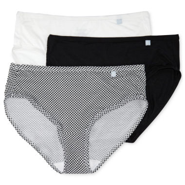 jcpenney.com | Jockey® Elance® Supersoft 3-pk. Hipster Panties - 2072