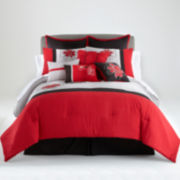 Poppy Trellis 10-pc. Comforter Set & Accessories