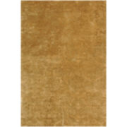 Martha Stewart Rugs™ Damask Rectangular Rugs – Honey