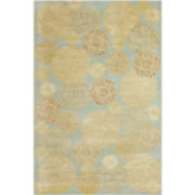 Martha Stewart Rugs™ Parasols Rectangular Rugs – Herbal Garden