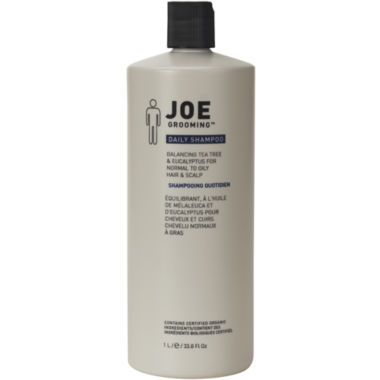 jcpenney.com | Joe Grooming™ Daily Shampoo - 33.8 oz.