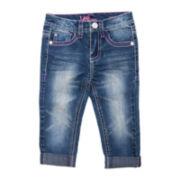 Lee Convertible Skinny Jeans - Girls 12m-4y