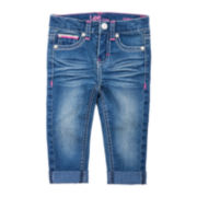 Lee Convertible Skinny Jeans - Girls 12m-4y