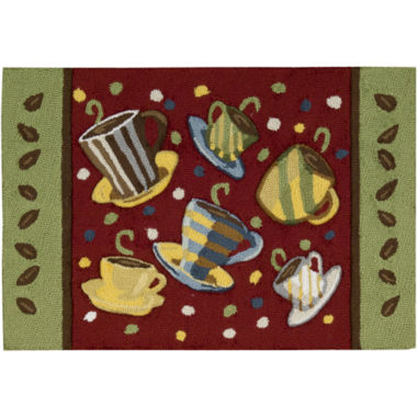 jcpenney.com | Nourison® Coffee Mugs Washable Rectangular Rug