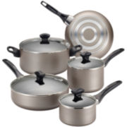 Farberware® 12-pc. Dishwasher Safe Nonstick Cookware Set