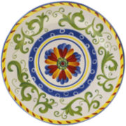 Certified International Amalfi Round Serving Platter