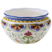 Certified International Amalfi Deep Serving Bowl