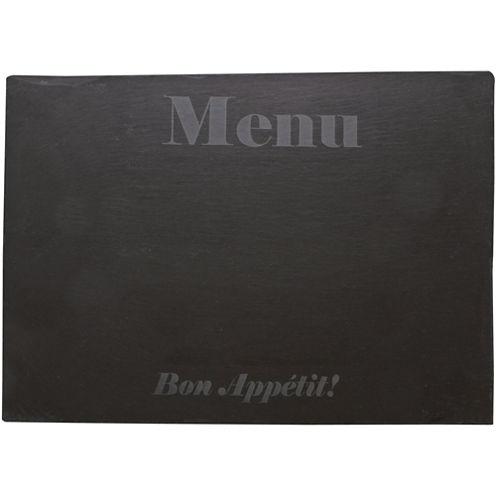 Thirstystone Bon Appétite Menu Board with Chalk