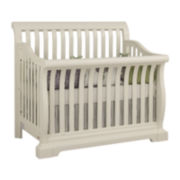 Muniré Furniture Sussex 4-in-1 Convertible Crib - Vanilla