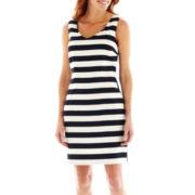 Alyx® Sleeveless Striped Sheath Dress
