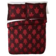 CLOSEOUT! Royal Velvet® Regalia 4-pc. Jacquard Comforter Set