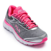 Fila® Memory Cloak 2 Heather Womens Running Shoes